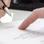 Les différents papiers pour réaliser un divorce