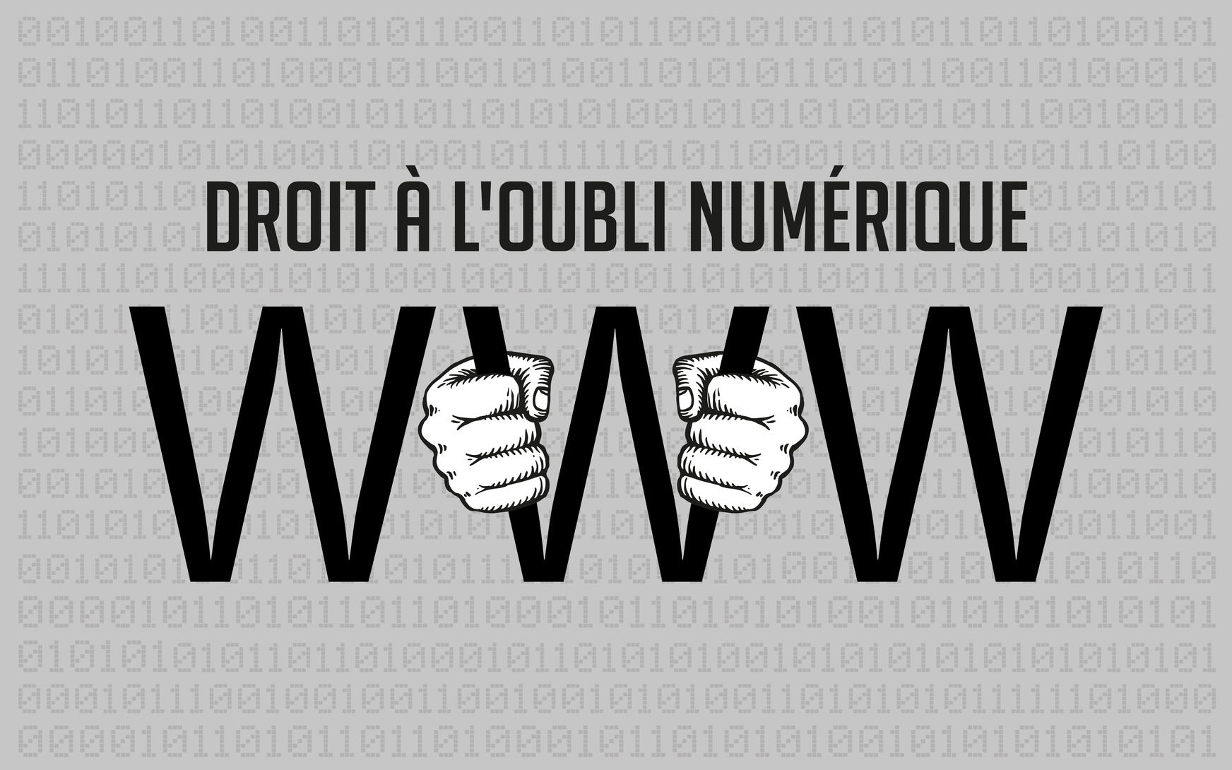 Le Droit A L Oubli Sur Internet
