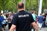 Agent sécurité.