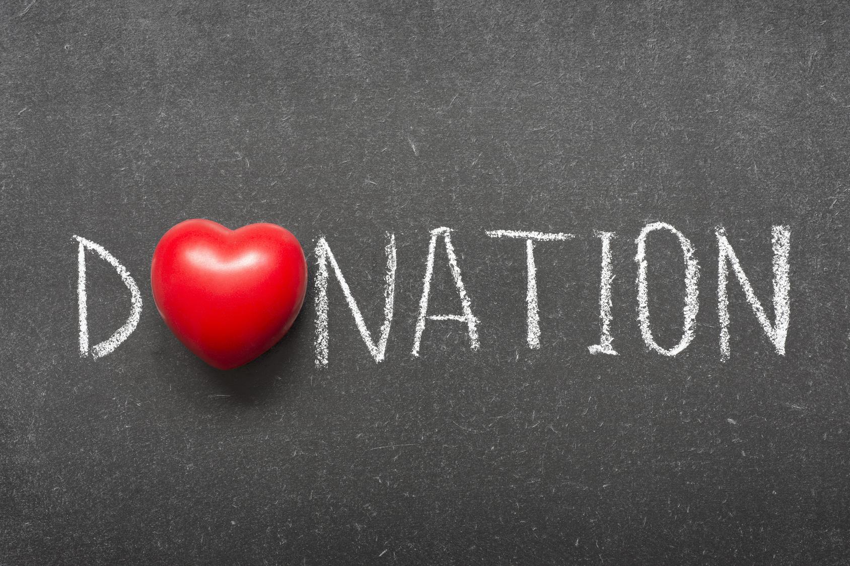 donation vivant.