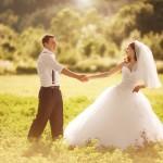 Mariés sans contrat de mariage.