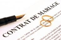 prix d'un contrat de mariage