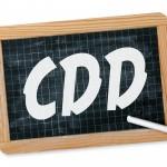 CDD d'usage