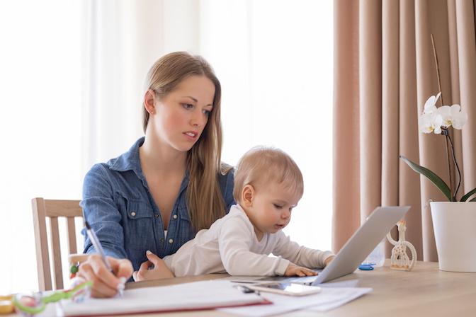 congé parental d'éducation