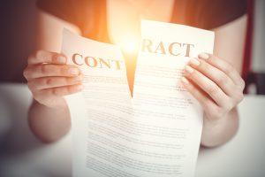 Indemnite Transactionnelle Et Rupture De Contrat