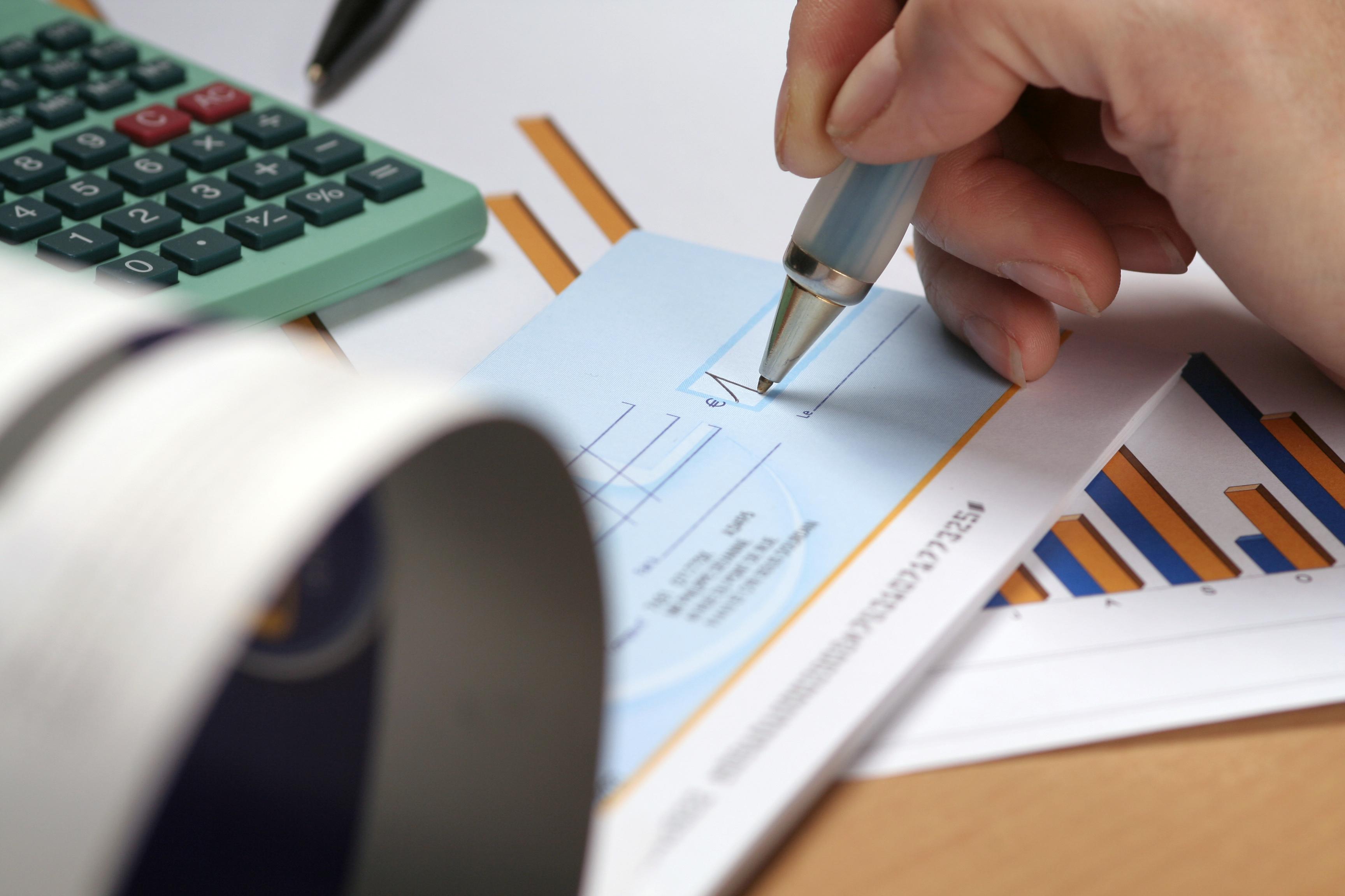 encaissement chèque