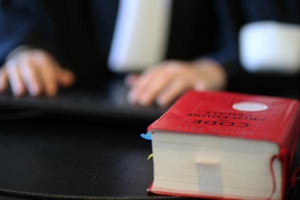 Code pénal et code de procédure pénale