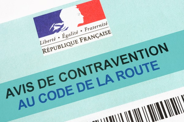 Contravention au Code de la route